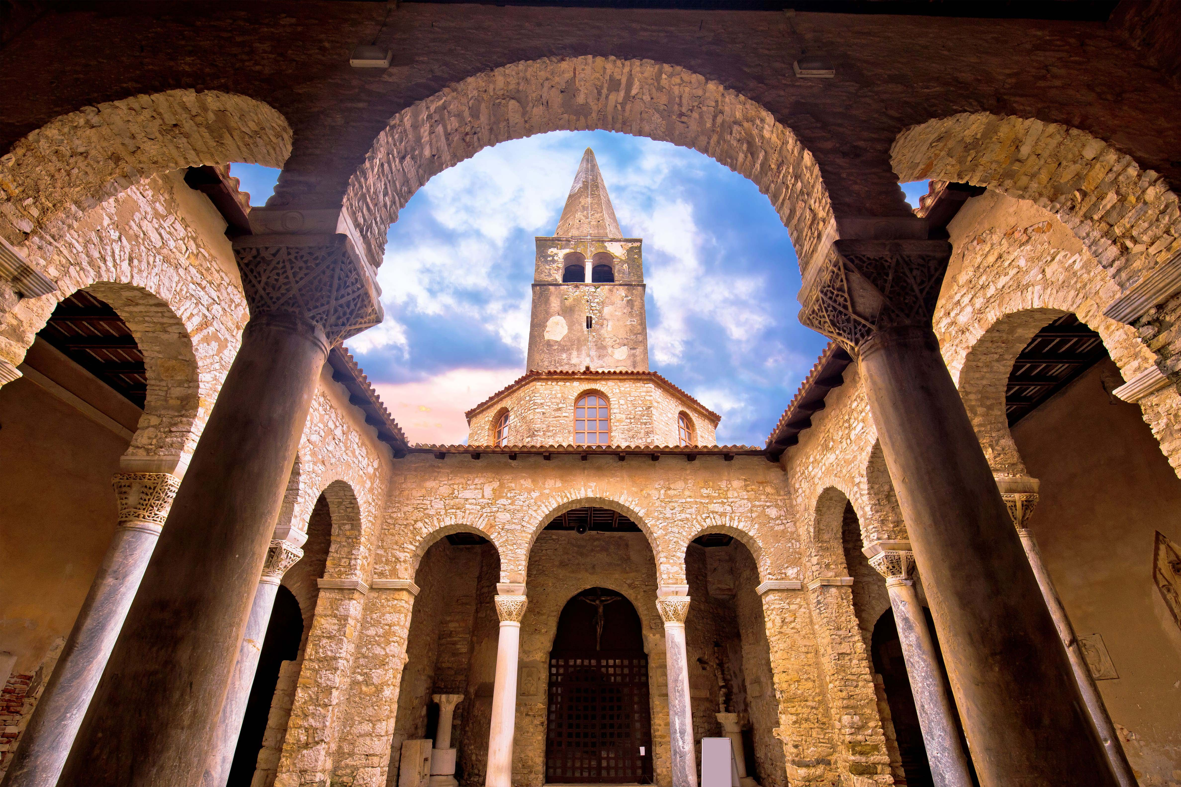 What you can expect when visiting Porec's grandiose Euphrasian Basilica