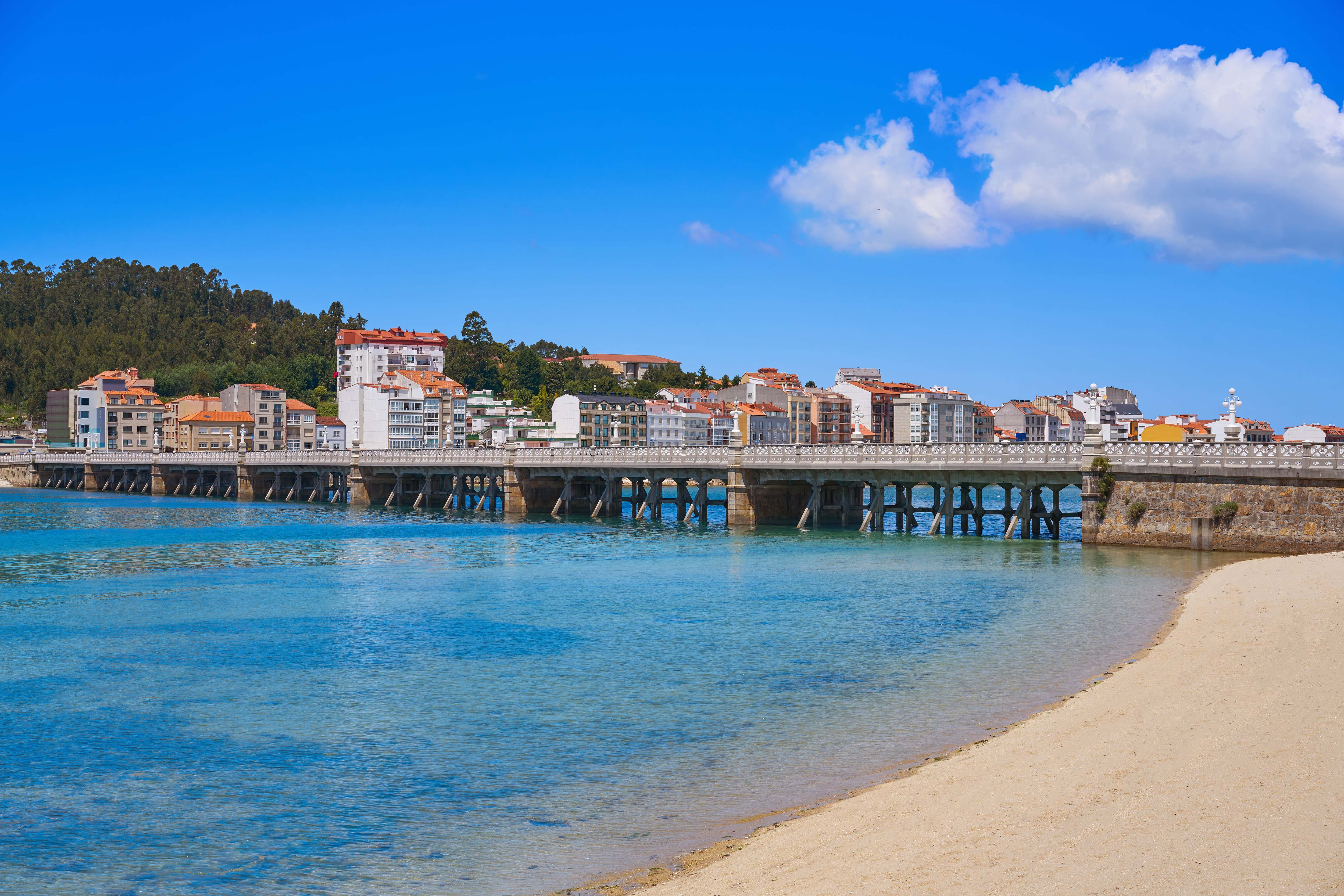 Taking a trip to Galicia's idyllic island of La Toxa