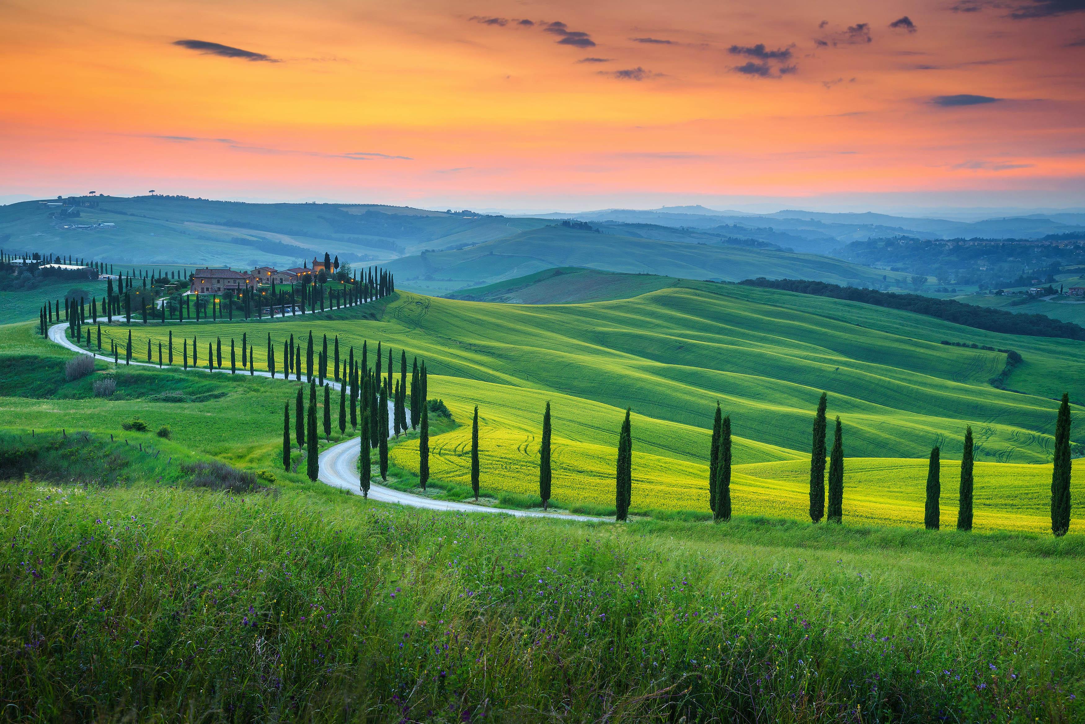 Tuscany Chianti Trails