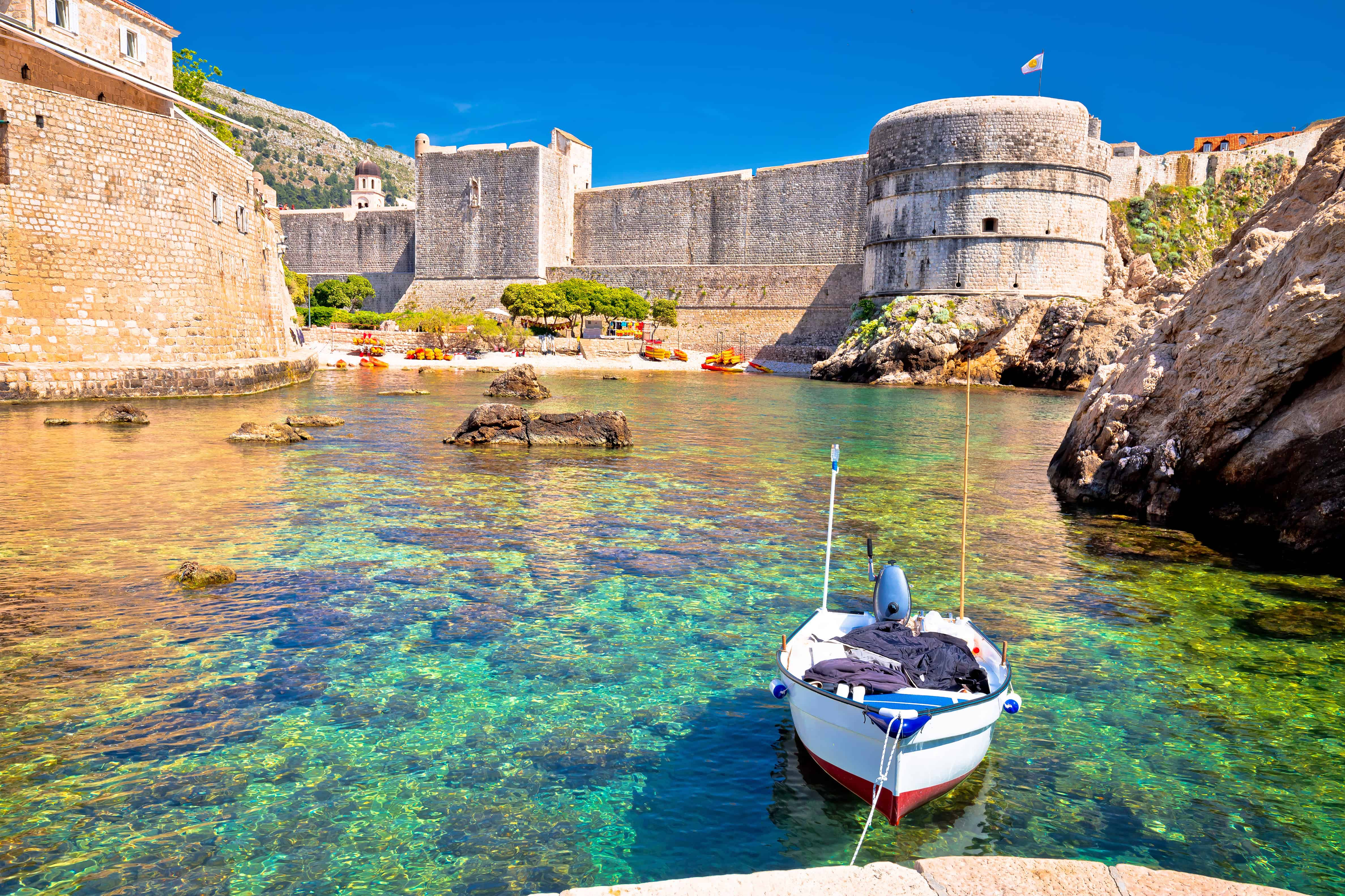 Top Old Town highlights of Dubrovnik
