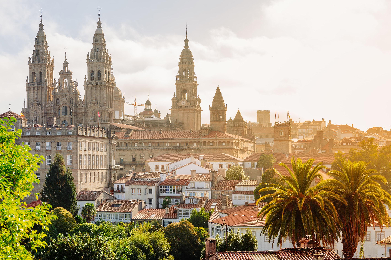 Santiago De Compostela Vaellus