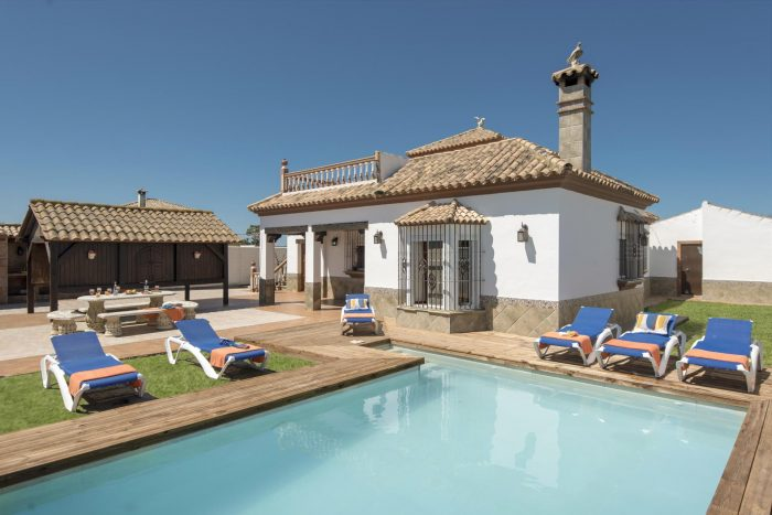 Family villas on the Costa de la Luz