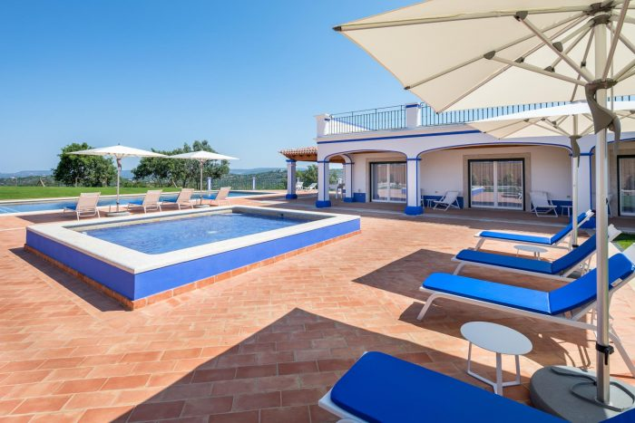 Experience authentic Algarve at the stylish Sky 1 Villa