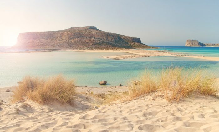 For beaches, tavernas and harbours, head to Crete's Kissamos