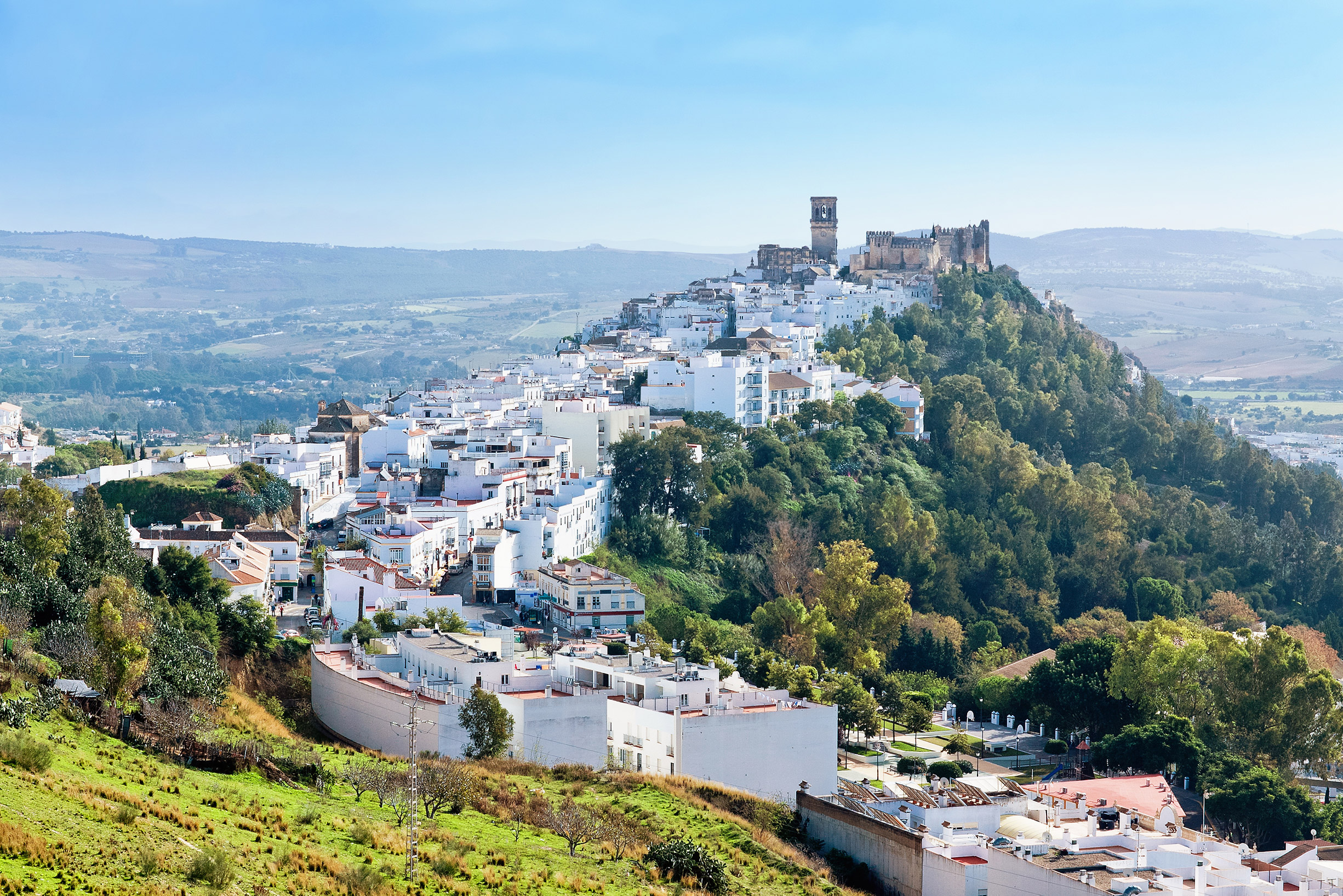 What's there to see and do in Arcos de la Frontera, southern Spain