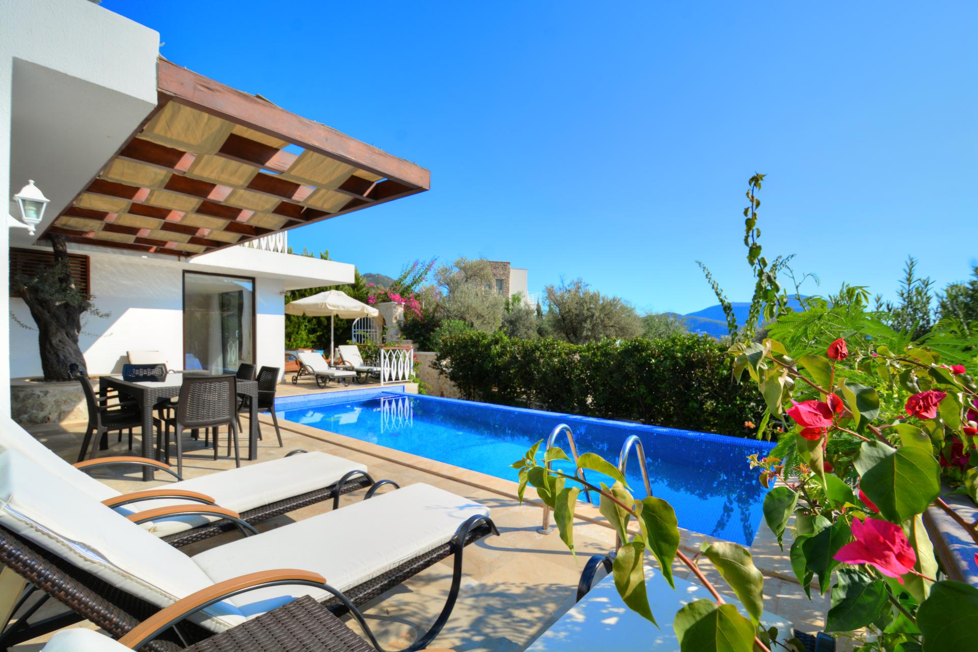 Live like royalty: Stay in Villa Queen on the stunning Kalkan coast