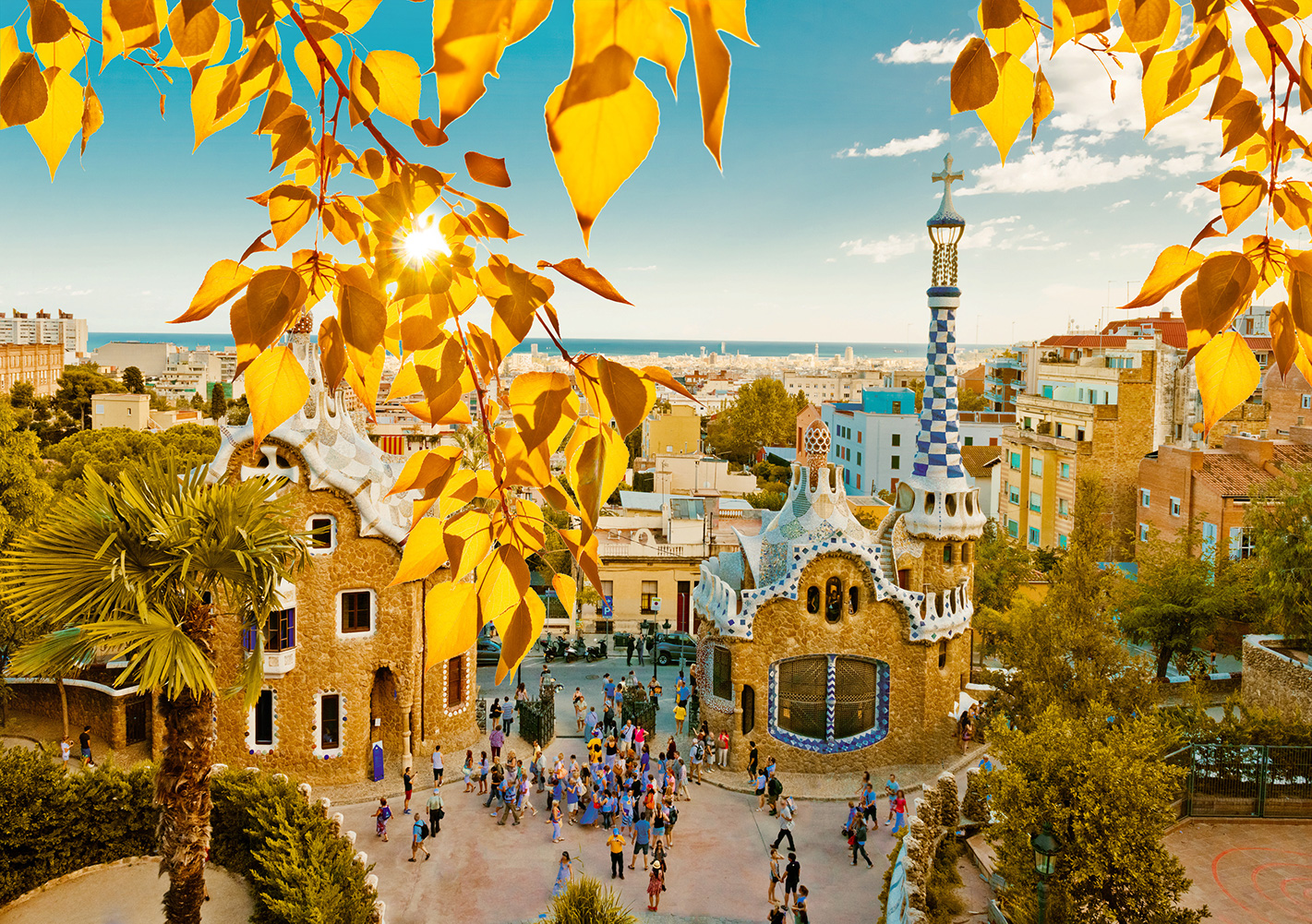 Things to do in Barcelona with children at half-term
