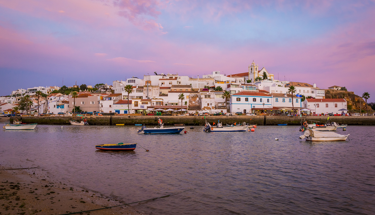 Why Ferragudo is hailed as one of the Algarve's prettiest towns