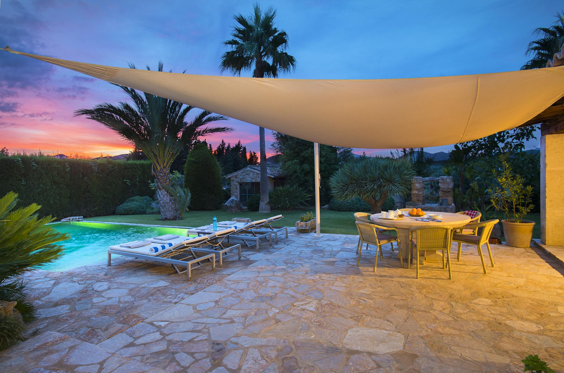 Villa Pepi: Perfectly positioned to explore the character towns of Pollenca and Alcudia