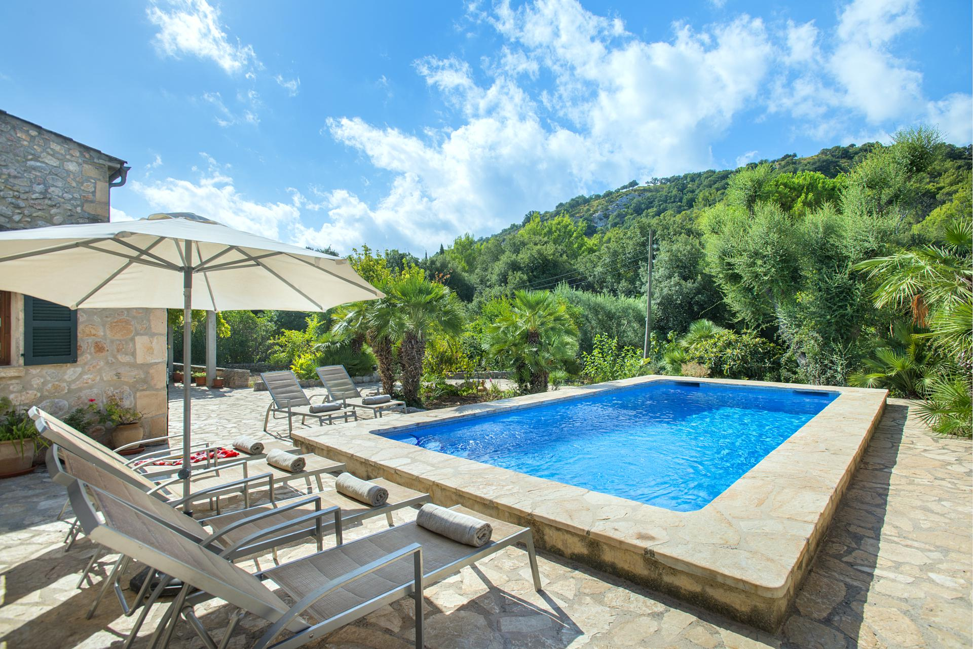 Enjoy the bucolic bliss of northern Mallorca by staying at Ca'n Roca