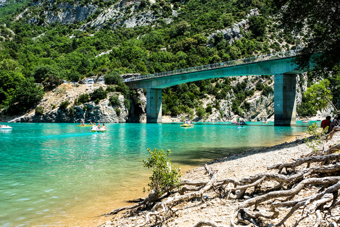 Take a day out to the mighty Verdon Gorge, Provence