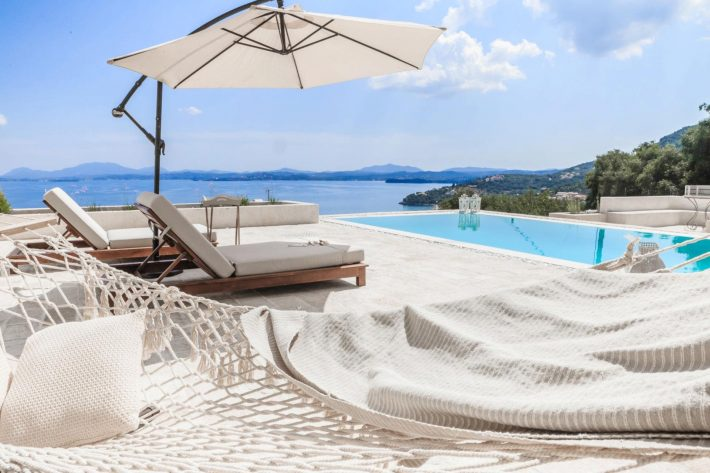 Feast your eyes on panoramic views in Corfu's fabulous Dysi
