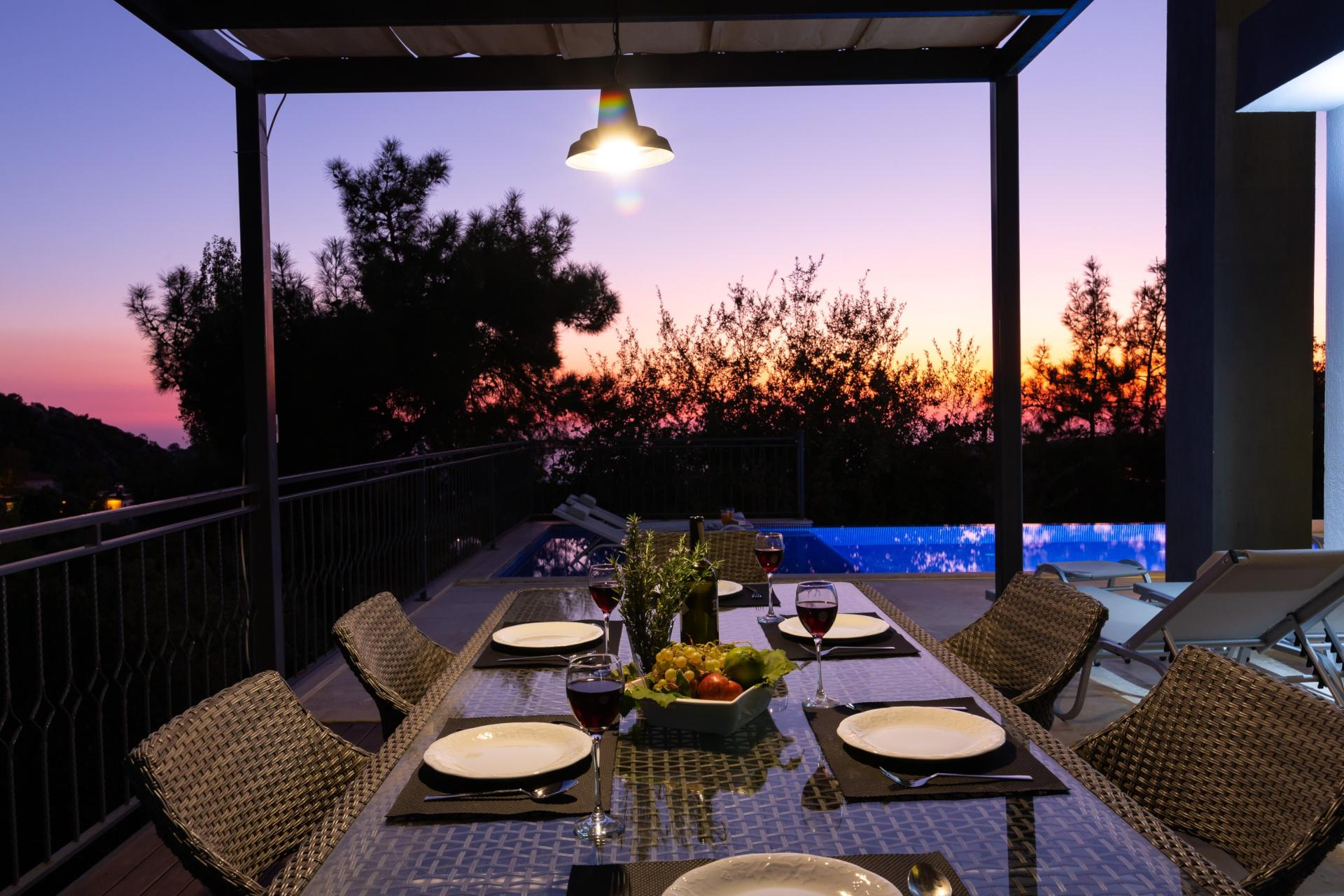 Experience the stunning Lycian Coast at the perfectly located villa of Risus