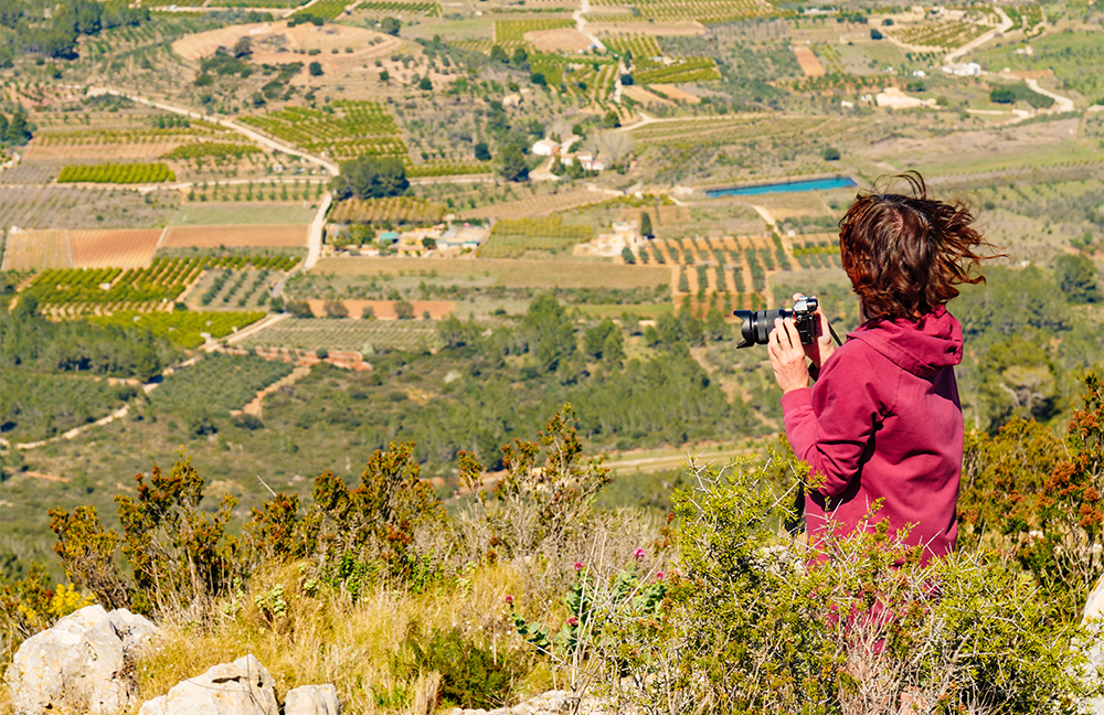 Exploring Spain's beautiful Jalon Valley
