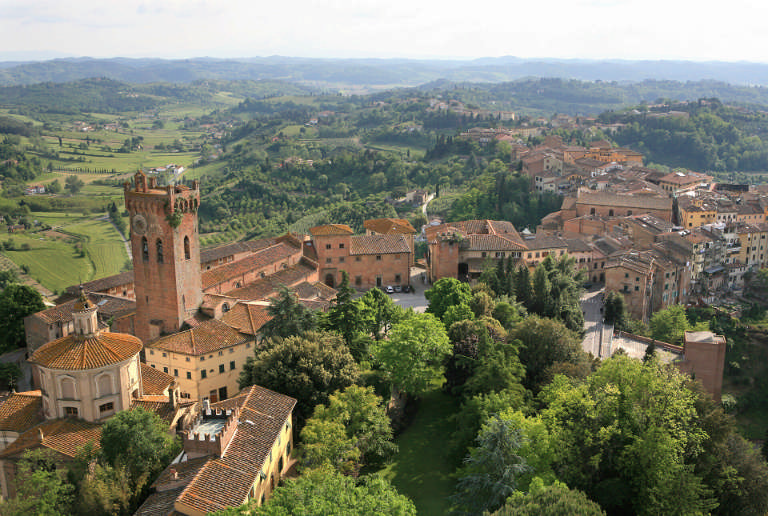 Villages & towns in Tuscany