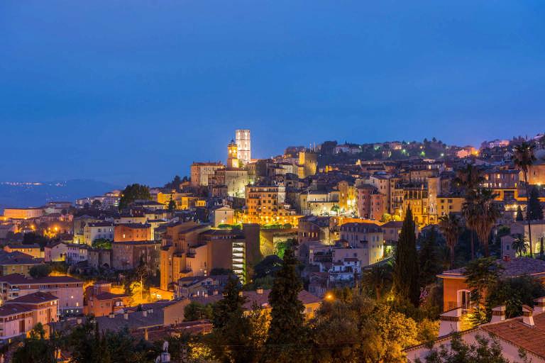 Villages & towns on the Cote d'Azur