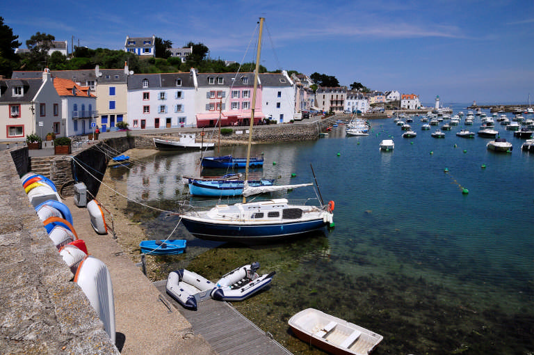 Villages & towns in Brittany