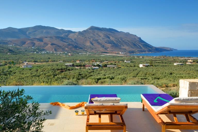 Our Villas Banner Crete