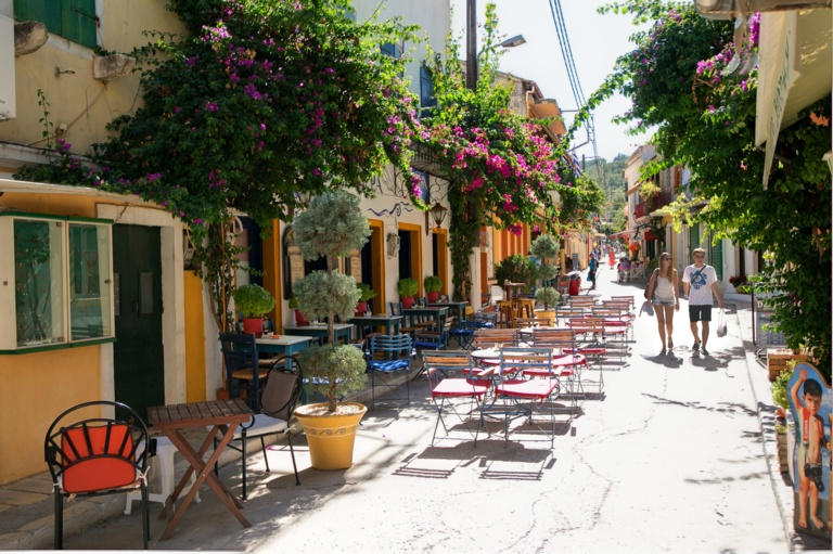 Our destinations in Greece