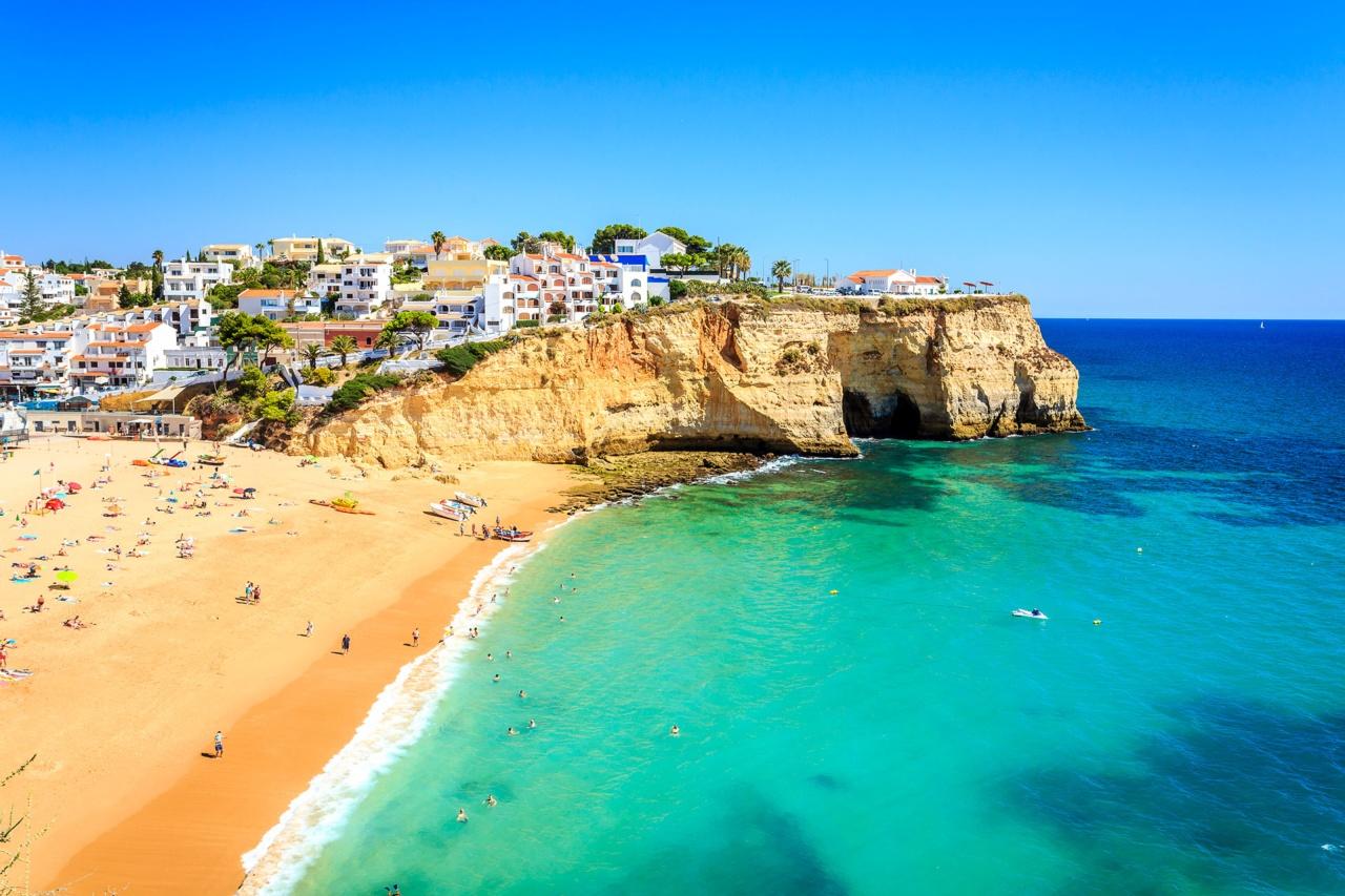 Private Villas In Portugal holiday villas in algarve with private pools - vintage travel