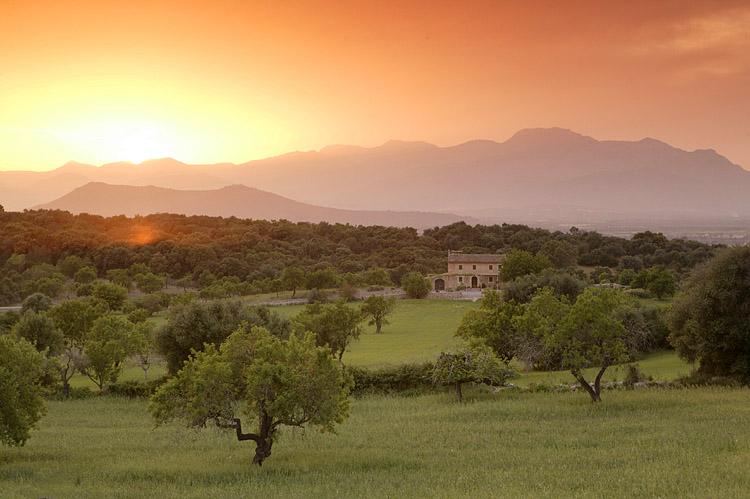 Mallorca atmos sunset