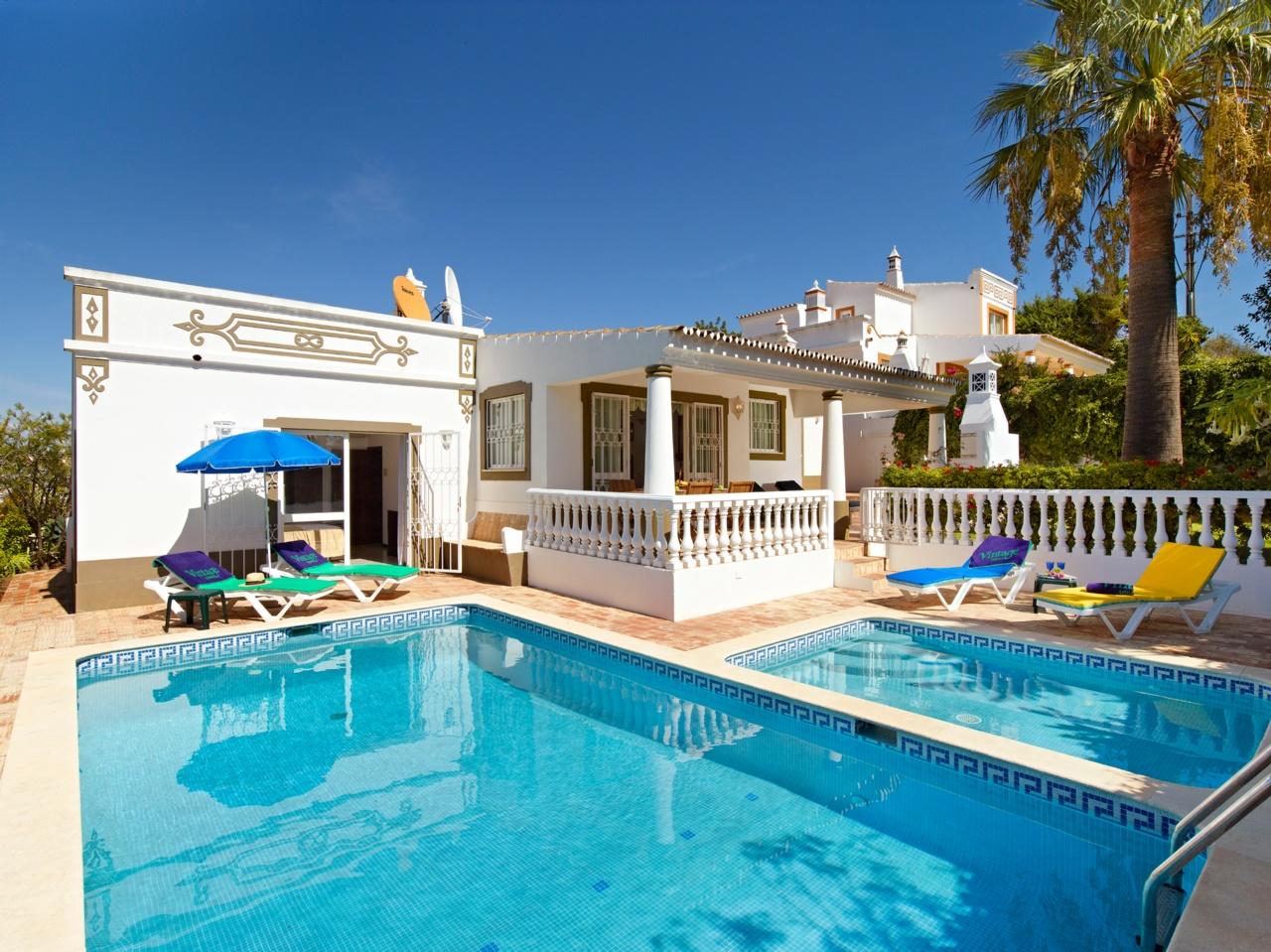 Villas with Children's Pools